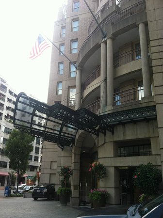 The Westin Georgetown, Washington D.C. : Front View of property