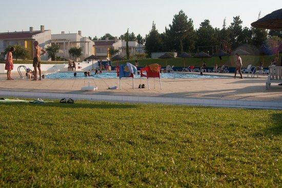 Aldeamento de Palmela: swimming pool