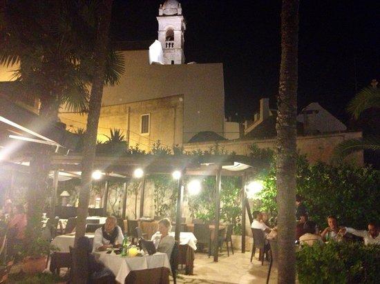 Il Guercio di Puglia: La terrazza