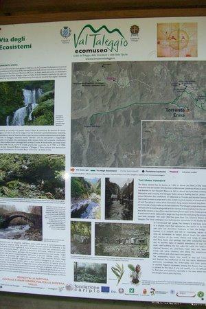 Sorgente dell'Enna : descrizioni e definizioni del posto