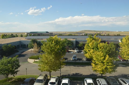 Staybridge Suites Denver International Airport: Blick nach Nordwesten