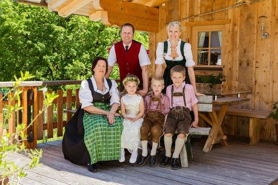 Hotel Glockenstuhl: Familie Eberl