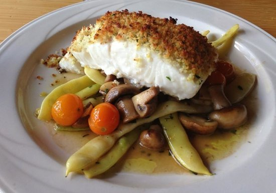 Riverside: The halibut was off the hook!