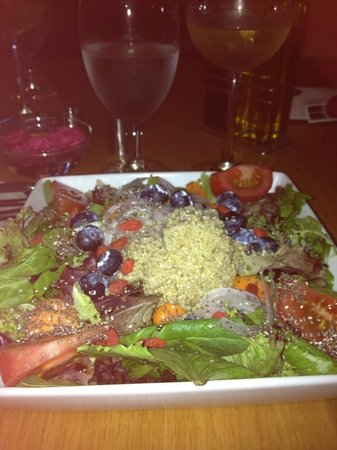 Tavern 27 : Summer Superfood Salad