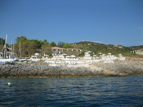 The Peligoni Club: The Club from the sea