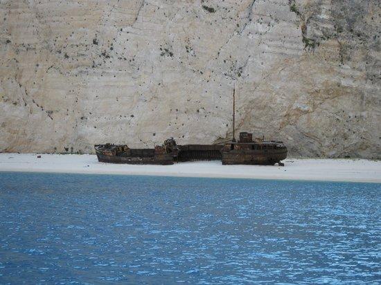 The Peligoni Club: Local trip to the wreck.