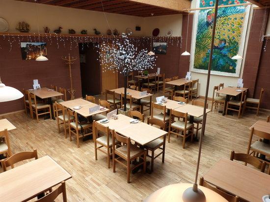 Arlecchino: restaurant interior
