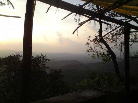Fatima Guest House : sunrise