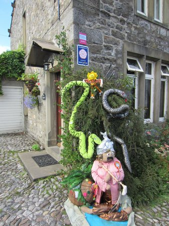 Pennycroft Guest House: Scarecrow Weekend
