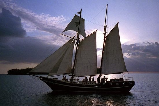 The Schooner Wolf - Private Charters
