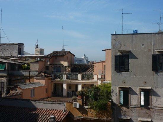 Hotel Modigliani: vue de l'hotel