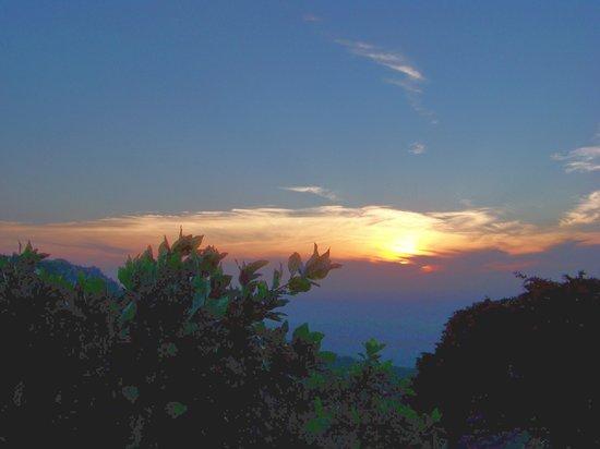 Mount Magazine State Park: Sunset