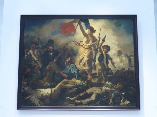 Louvre-Lens : delacroix en bon état