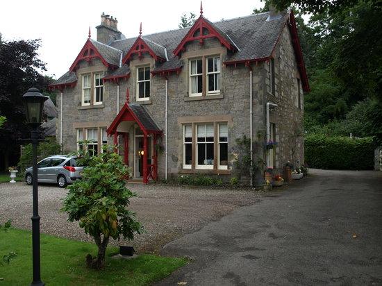 Annslea Guest House: The Main House