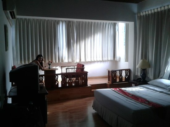 Iyara Hotel: rummet