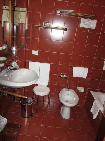 Hotel Majoni: bagno