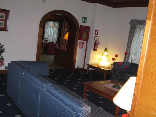 Hotel Majoni: la hall