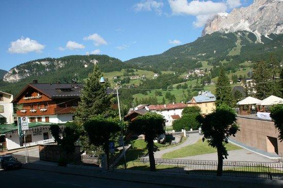 Hotel Majoni: panorama dalla nostra camera