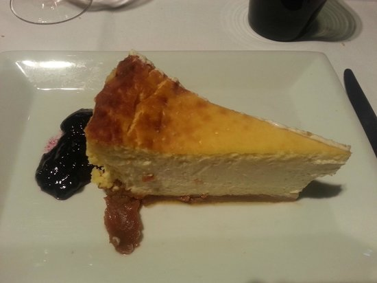 Amayra: tarta de queso