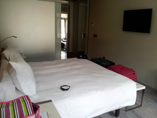 Princesa Munia Hotel & Spa: Habitación premium