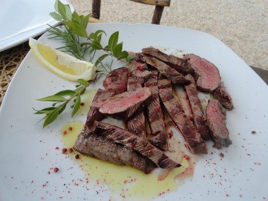Lo Zenzero: Carne