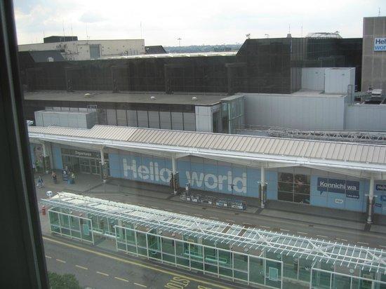 Novotel Birmingham Airport: View