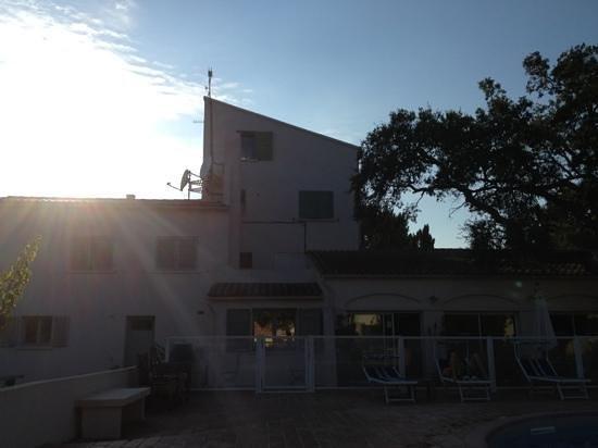 Hotel Residence Caranella Village : edificio centrale