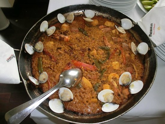 Pacharan : Paella