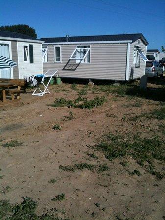 Piscine picture of camping le parc des allais trogues for Camping loir et cher avec piscine