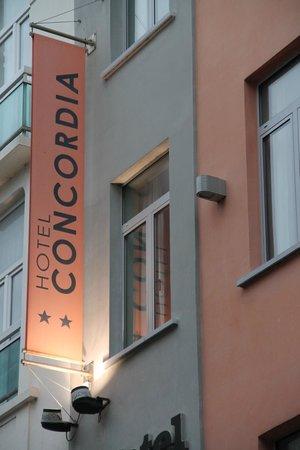Concordia Hotel : concordia
