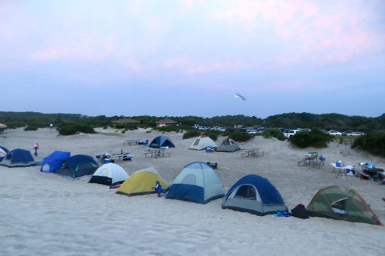 Camping At Assateague Island National Park