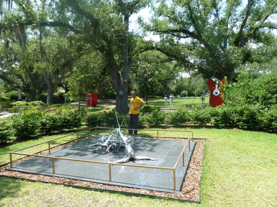 Blue Dog Foto Di The Sydney And Walda Besthoff Sculpture Garden At Noma New Orleans Tripadvisor