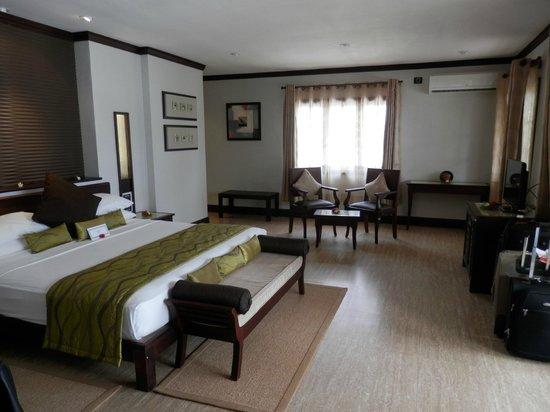 Hotel L'Archipel: Junior suite
