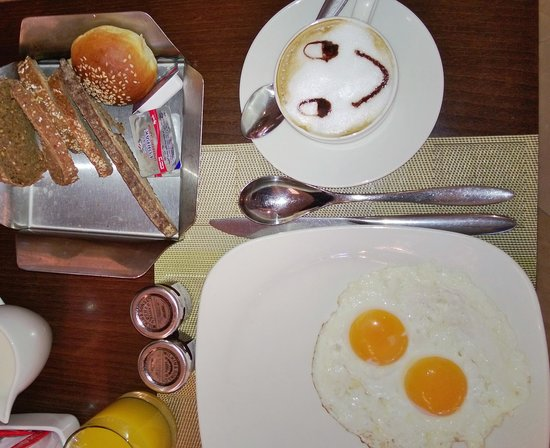 """JA Jebel Ali Beach Hotel: Die kleine """"Aufmerksamkeit"""" am Morgen"""
