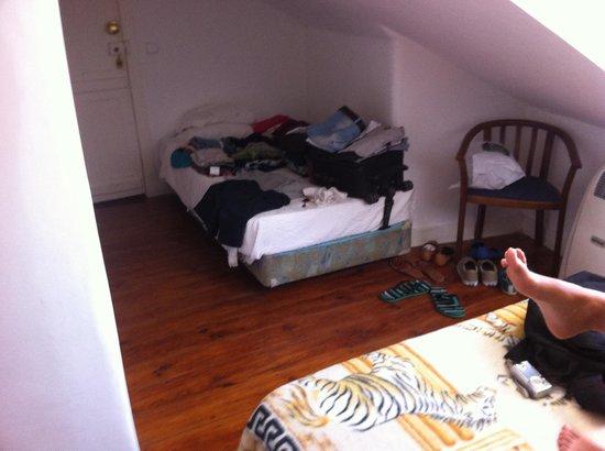 Residencial Alegria: Parte della camera