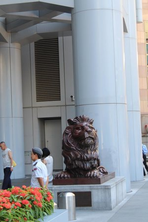 HSBC Main Building : Stit