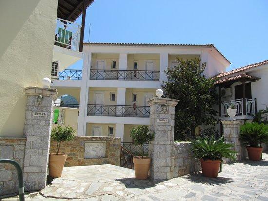 Ionia Hotel Skopelos: Ionia Hotel
