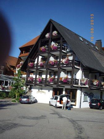 Naturparkhotel Adler St. Roman : Landhaus