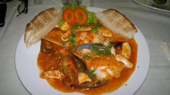 Trattoria Italiana: zuppa di pesce