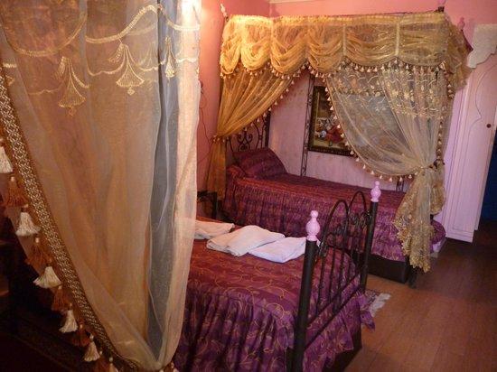 Moroccan House Hotel Casablanca: the room