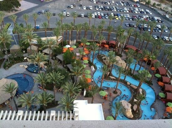 View Of Pool Area Picture Of Harrah S Resort Southern