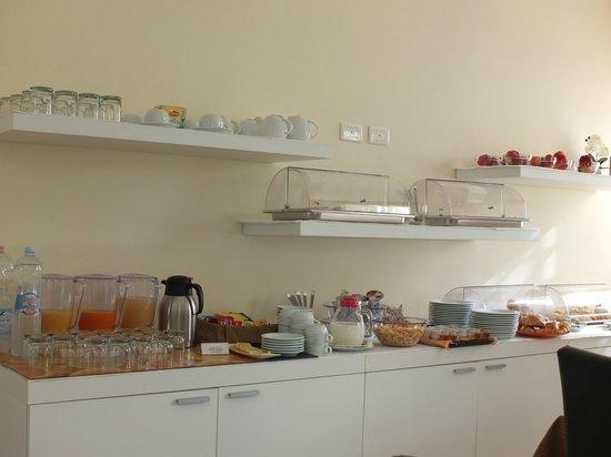 Antica Ravenna Residence : la colazione