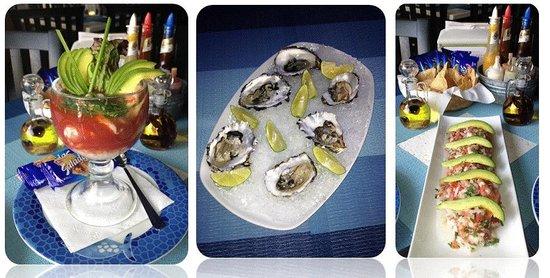 El Pescador   Seafood &  Bar