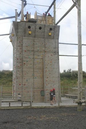 The Ultimate Adventure Centre: Hi-ropes