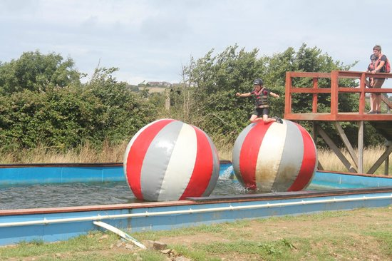 The Ultimate Adventure Centre: Total Wipeout