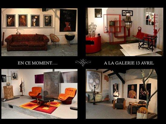 Galerie 13 avril