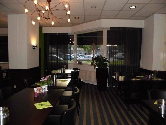 Charme Hotel: Het restaurant