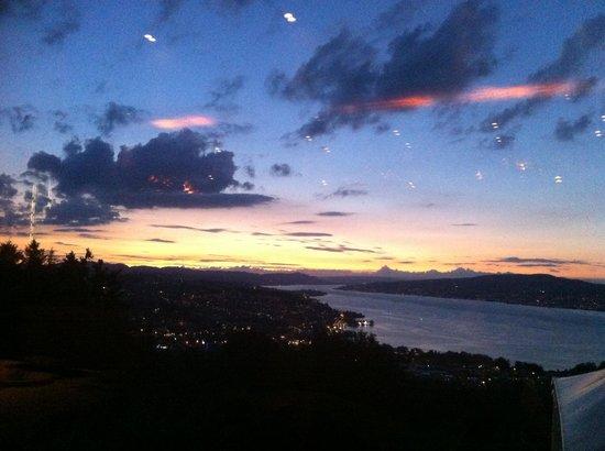 Panorama Resort & Spa: View from restaurant