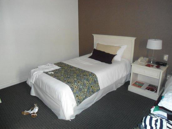 Amerian Buenos Aires Park Hotel: quarto com duas camas de solteiro