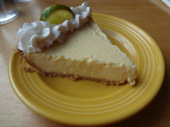 Clancy's Cantina: Key Lime Pie